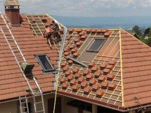 travaux toiture Chelles
