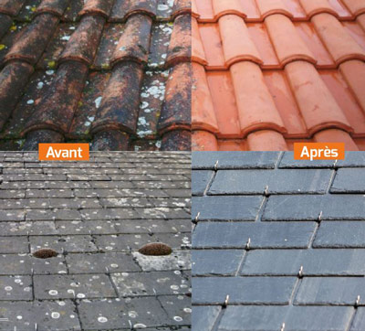 Entretien de toiture à Rueil Malmaison Hauts de Seine