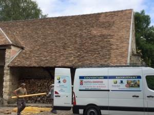 Réparation de toiture dans les Yvelines (78)