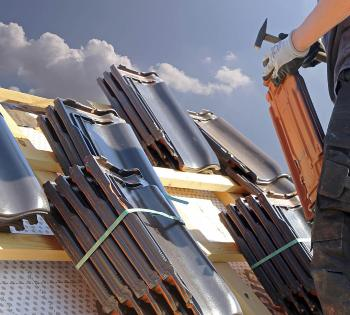 Couverture toiture houilles