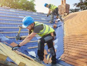 Réparation de toiture à Plaisir.